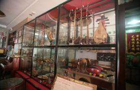 校内的各种乐器