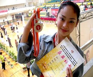 舞蹈老师陈佳妮