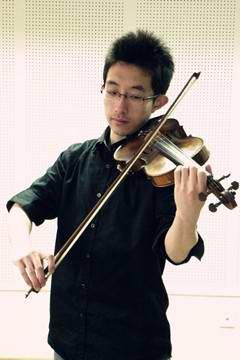 小提琴老师王西铎